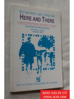 Bài Tập Luyện Nghe Tiếng Anh - Here And There