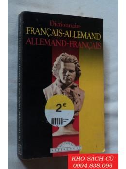 Dictionnaire Française - Allemand Allemand-Française