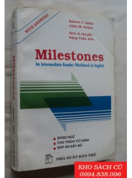 Milestones An Intermediate Reader/ Workbook In English