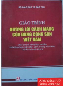 Giáo Trình Đường Lối Cách Mạng Của Đảng Cộng Sản Việt Nam (2010)