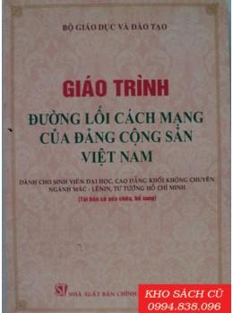 Giáo Trình Đường Lối Cách Mạng Của Đảng Cộng Sản Việt Nam (2011)