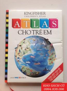 Atlas Cho Trẻ Em (Bìa Cứng)