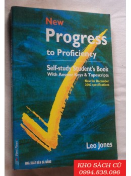 New Progress To Proficiency