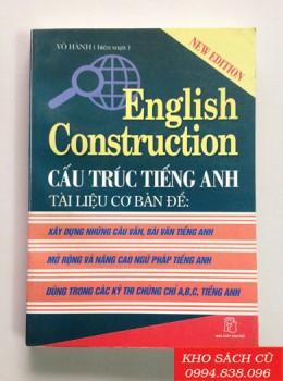 Cấu Trúc Tiếng Anh - English Construction