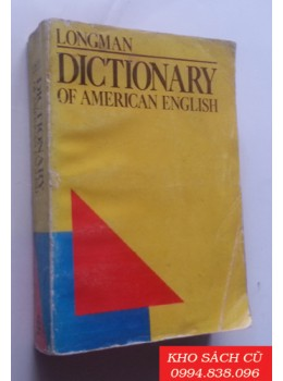 Longman Dictionary of American English: A Dictionary for Learners of English