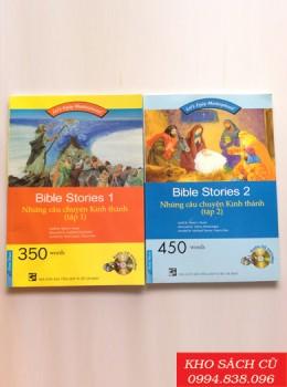 Những Câu Chuyện Kinh Thánh (Bộ 2 Tập)