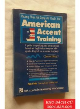 Phương Pháp Nói Giọng Mỹ Chuẩn Xác - American Accent Training