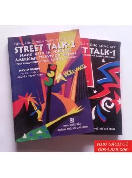Nói Và Hiểu Tiếng Lóng Mỹ - Street Talk (Bộ 2 tập)