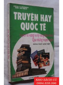 Truyện Hay Quốc Tế - Luyện Từ Vựng Và Kỹ Năng Đàm Thoại Qua Những Truyện Ngắn
