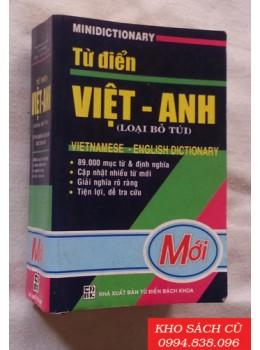 Từ Điển Việt Anh (Bỏ Túi)