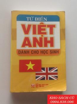 Từ Điển Việt Anh Dành Cho Học Sinh