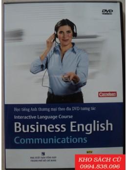 Business English: Communications (Gồm 1 Sách và 1 DVD)