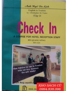 Check In (Tập 2) - A Course For Hotel Reception Staff