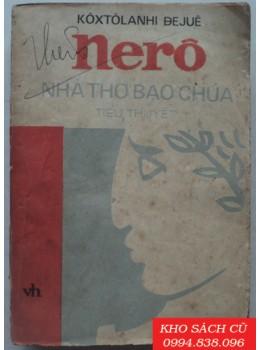Nero Nhà Thơ Bạo Chúa