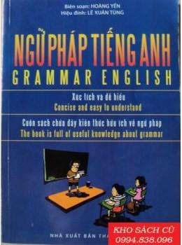 Ngữ Pháp Tiếng Anh Grammar English