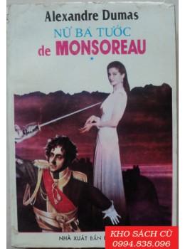 Nữ Bá Tước De Monsoreau (Trọn Bộ 3 Tập)