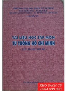 Tài Liệu Học Tập Môn Tư Tưởng Hồ Chí Minh