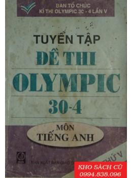 Tuyển Tập Đề Thi Olympic 30-4 Môn Tiếng Anh (Lần Thứ V)