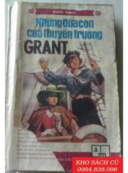 Những Đứa Con Của Thuyền Trưởng Grant