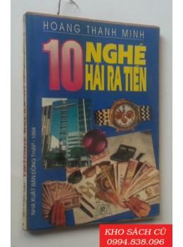 10 Nghề Hái Ra Tiền