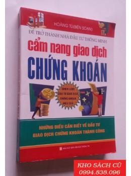 Cẩm Nang Giao Dịch Chứng Khoán