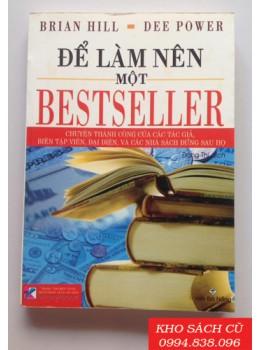 Để Làm Nên Một Bestseller