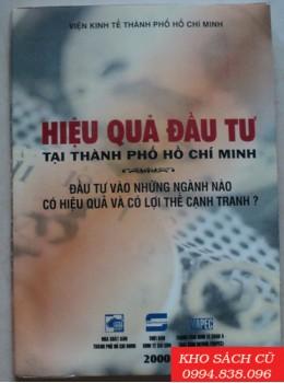 Hiệu Quả Đầu Tư Tại Thành Phố Hồ Chí Minh