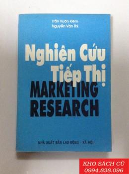 Nghiên Cứu Tiếp Thị Marketing Research