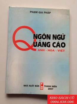 Ngôn Ngữ Quảng Cáo Anh - Hoa - Việt