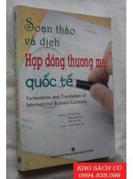 Soạn Thảo Và Dịch Hợp Đồng Thương Mại Quốc Tế
