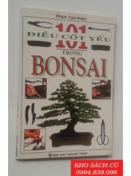 101 Điều Cốt Yếu Trong Bon Sai