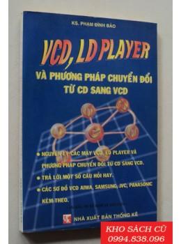 VCD, LD Player Và Phương Pháp Chuyển Đổi CD Sang VCD