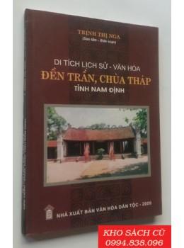 Đền Trần, Chùa Tháp Tỉnh Nam Định