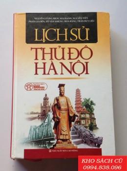 Lịch Sử Thủ Đô Hà Nội (Bìa Cứng)