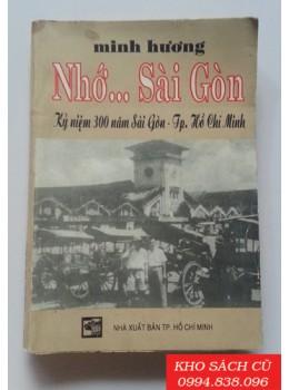 Nhớ... Sài Gòn