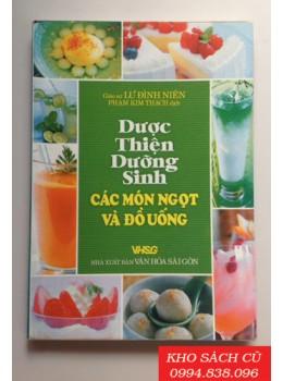 Dược Thiện Dưỡng Sinh - Các Món Ngọt Và Đồ Uống