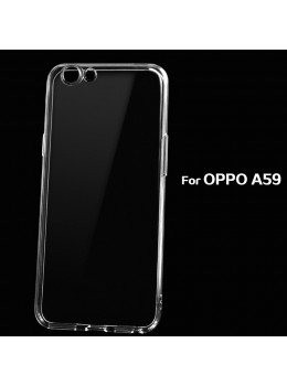 Ốp dẻo trong suốt Oppo F1S/A59