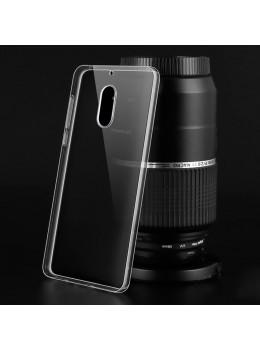 Ốp dẻo trong suốt Nokia 6