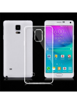 Ốp dẻo trong suốt Samsung Galaxy Note 4