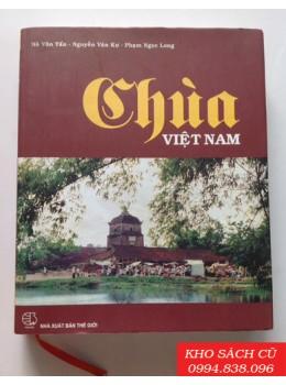 Chùa Việt Nam (Bìa Cứng)