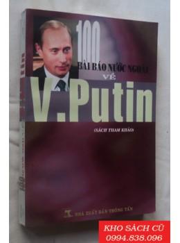 100 Bài Báo Nước Ngoài Về V.Putin