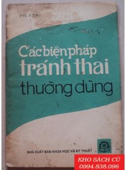 Các Biện Pháp Tránh Thai Thường Dùng