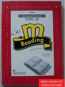 LinguaForum TOEFL iBT m - Reading Intermediate Level