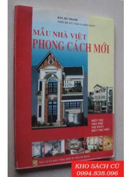 Mẫu Nhà Việt Phong Cách Mới