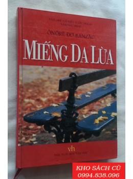 Miếng Da Lừa (Bìa Cứng)