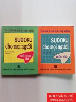 Sudoku Cho Mọi Người (2 Cuốn)