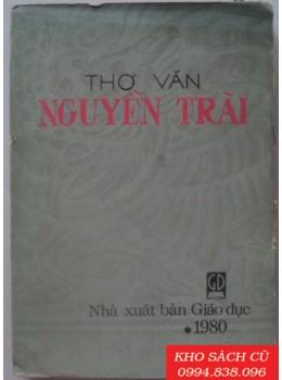 Thơ Văn Nguyễn Trãi