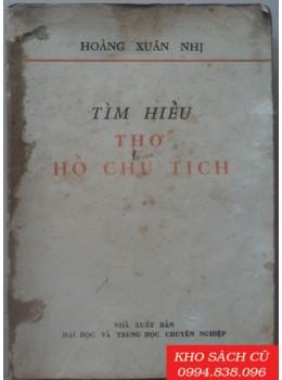 Tìm Hiểu Thơ Hồ Chủ Tịch