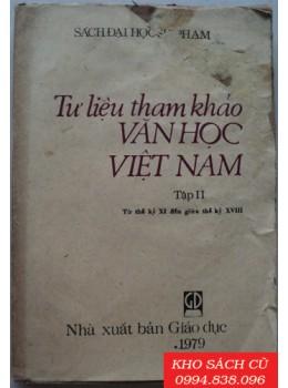 Tư Liệu Tham Khảo Văn Học Việt Nam (Tập 2)