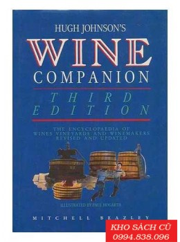 Wine Companion (The Encyclopaedia of Wines, Vineyards and Winemakers)